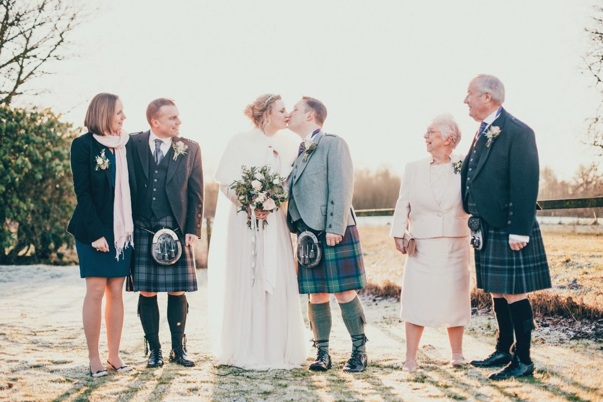 Shieldhill Castle weddings